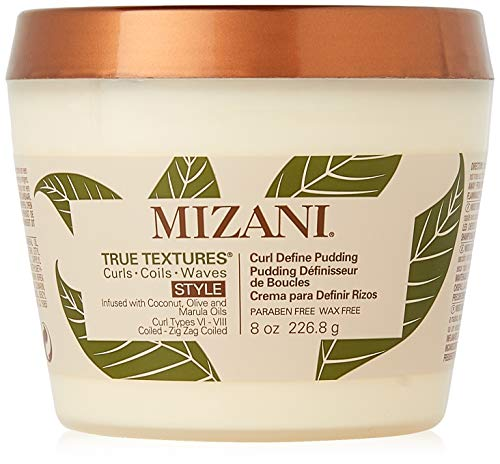 Mizani True Textures Curl Define Pudding 8 oz. (226.8 g) by MIZANI