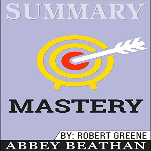 Summary: Mastery audiobook cover art