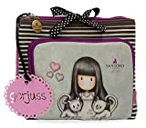 Gorjuss Neceser 34744 Tres Compartimentos Tall Tails, Multicolor