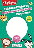 Baby Animal Hidden Pictures Puffy Sticker Playscenes (Highlights Puffy Sticker Playscenes)