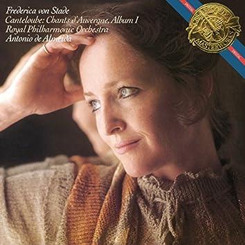 Frederica von Stade Sings Chants d'Auvergne