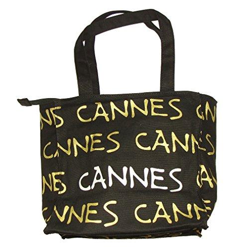 Robin Ruth - Sac Shopping II Cannes Robin Ruth - Couleur : Noir