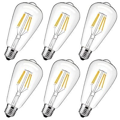 Oak Leaf 6-Pack Light Bulbs ¡