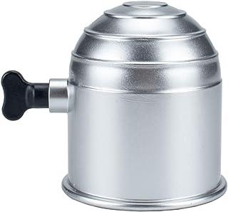 Garneck Tampa de bola de reboque para engate de reboque automático, proteção de reboque para caminhão, semi-reboque, navio...