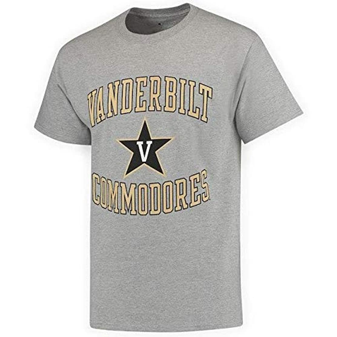 橋脚空中クリープChampion Champion Vanderbilt Commodores Gray Tradition T-Shirt スポーツ用品 【並行輸入品】