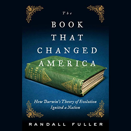 The Book That Changed America audiobook cover art
