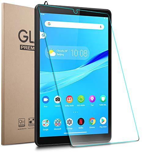 VOVIPO Pellicola protettiva per Lenovo Tab M8 HD Tablet, Premium 9H Durezza 2.5D Bordo Rotondo Vetro Temperato Pellicola Protettiva Schermo per Lenovo Tab M8 HD