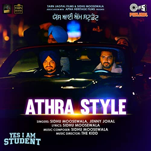 """Athra Style (From""""Yes I Am Student"""")"""