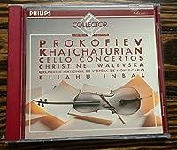 Prokofiev / Khachaturian: Cello Concertos