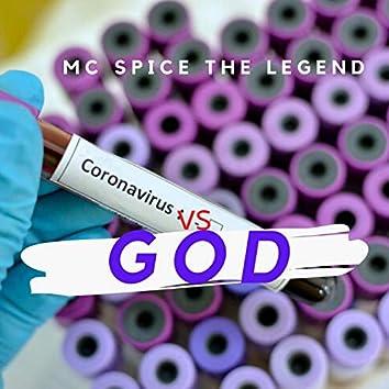 Coronivirus Vs God