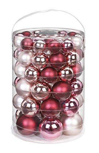 Inge-glas 15206e460–MO Albero Gancio, Vetro, Colori Assortiti, 22,2x 22,2x 31,8cm