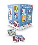 Mi calendario de adviento 2021 (Peppa Pig): Incluye 24 libros para que niños y niñas cuenten los días que quedan para Navidad