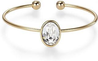 سوار بايلي MSBR3324 مطلي بالذهب للنساء من ميستيج