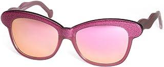 MUNICH ART FRAMES - Gafas de sol - para mujer rosa Pink Glitter Talla única