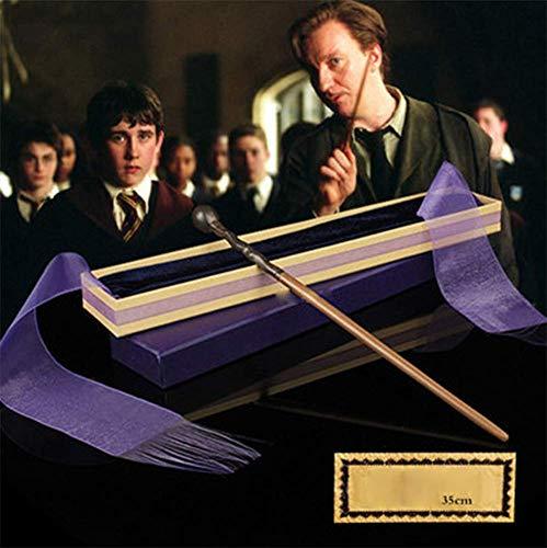 REENG Harry Potter Zauberstab,Zauberstab für Hexen und Magier,Gryffindor Zauberschüler Hogwarts aus Rowlings Roman,Ollivanders Zauberladen Winkelgasse 45 cm,D