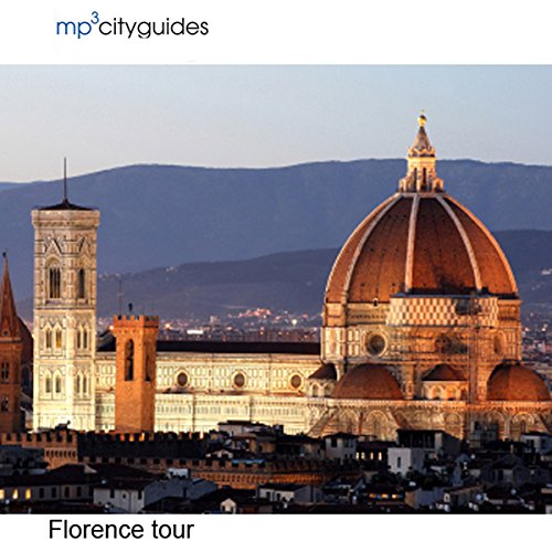 Florence Tour audiobook cover art