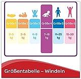 Huggies Windeln Ultra Comfort Baby Größe 4 Monatsbox, 1er Pack (1 x 150 Stück) - 7