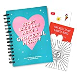 Gratitude Journal for Kids, Teens - 100 Page Diary With Writing Prompts. Affirmation Journal Includes Stickers & Unique Gratitude Poster. Gifts Ideas for 10 11 12 Teenagers. Stuff for Teens