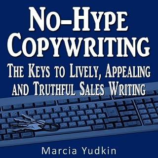No-Hype Copywriting audiobook cover art