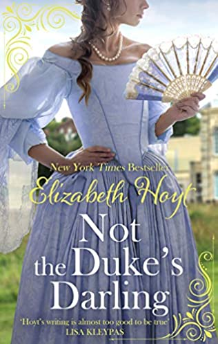 book cover of Not the Duke\'s Darling