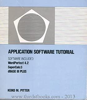 Application software tutorial