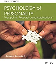 By Bernardo J. Carducci Psychology of Personality - Viewpoints, Research, and Applications (3rd Third Edition) [Paperback]