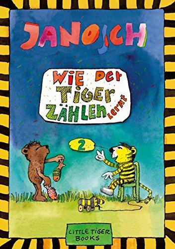 Wie der Tiger zählen lernt: Little Tiger Books