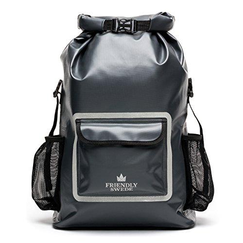 The Friendly Swede Waterproof Backpack Dry Bag 33L