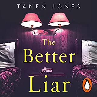 The Better Liar cover art