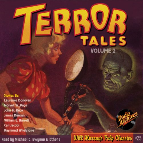 Terror Tales, Volume 2 cover art