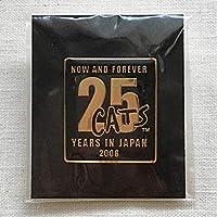 CATS 25周年記念 ピンバッジ