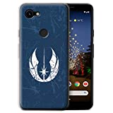 Phone Case for Google Pixel 3a XL Galactic Symbol Art Jedi