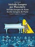 EUROPEAN PIANO METHOD VOL 3