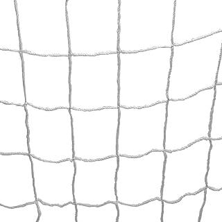 V GEBY fotbollsnätverk för sportspel träning reserv fotbollsnät (6 x 4 fot, 8 x 6 fot, 12 x 6 fot, 24 x 8 fot)