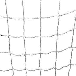 Asixx Soccer Goal Net, Full Size Football Soccer Net Sports Replacement Soccer Goal Post Net Tough and Durable, Foldable E...