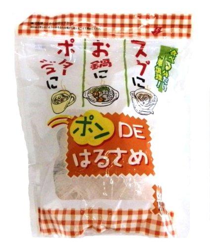 西日本食品工業『ポンDEはるさめ 64g×12袋』