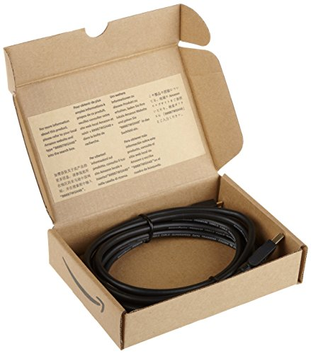 AmazonBasics USB 3.0 Charger Cable - A-Male to Micro-B - 9 Feet (2.7 Meters)