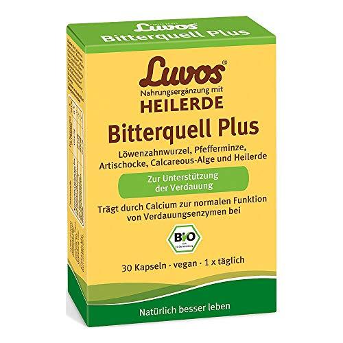Luvos Heilerde Bio Bitter 30 stk