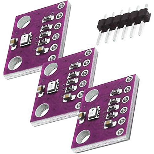 AZDelivery 3 x GY-BMP280 Sensor barométrico para la medición de la presión atmosférica compatible con Arduino con eBook incluido