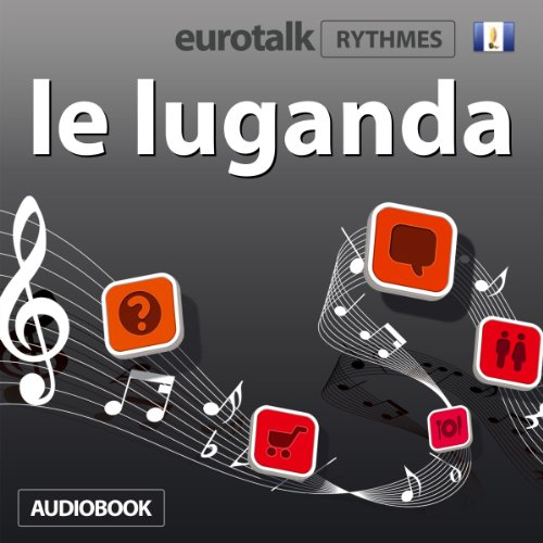 EuroTalk Rhythme le luganda audiobook cover art