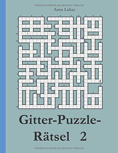 Gitter-Puzzle-Rätsel 2