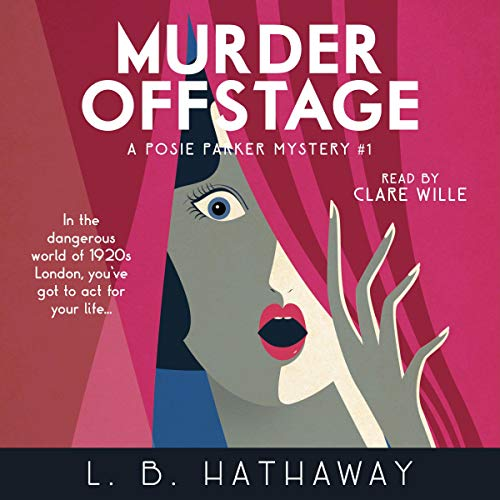 Murder Offstage cover art