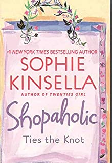 Shopaholic Ties The Knot by Sophie Kinsella - Paperback
