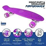 Zoom IMG-2 beleev skateboard 22 inch completo