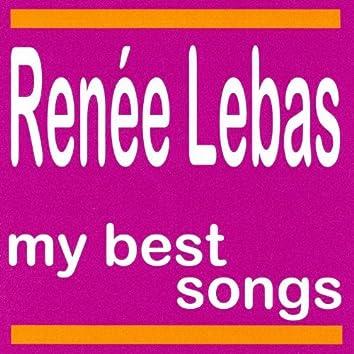My Best Songs - Renée Lebas