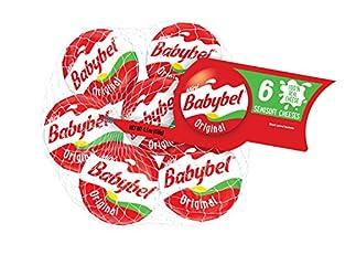 Mini Babybel Cheese, Original, 6 Count