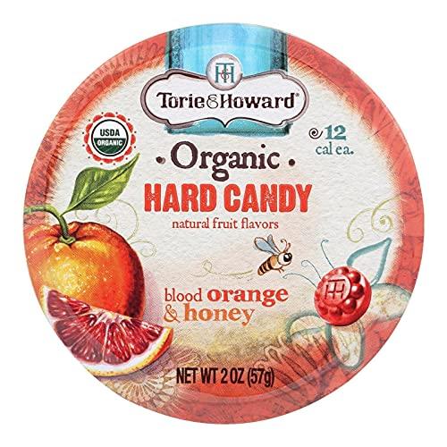 Organic Hard Candy Blood Orange and…