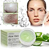 Blackhead Remove Masks, Peel Off Mask, Aloe Vera Face Mask, Blackhead Mask, Acne Killer Deep Cleansing Blackhead Crystal Mask, 100g