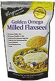 (3 PACK) - Virginia Harvest - Golden Omega Milled Flaxseed | 450g | 3 PACK BUNDLE