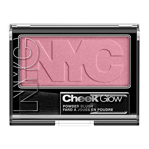 N.Y.C. New York Color Cheek Glow Blush, Nolita Pink, 0.28 Ounce by N.Y.C.